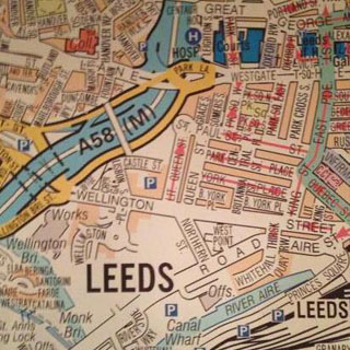 Leeds Map - The Central Location